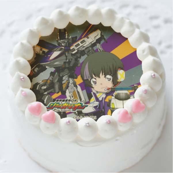 【プリロール】シンカリオンのキャラクターケーキの味は?【購入レビュー】